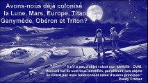 Révélation d'une armée spatiale secrète d'origine terrestre ?