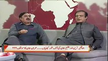 ANP's Shahi Syed says PTI hasn't fulfilled any of its promises | May 1, 2016