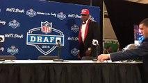 Chris Jones Kansas City Chiefs NFL 2nd Round Draft Pick Interview P1 #NFLDraft