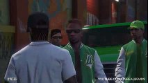WSHH Presents Gang Initiation_ The Magnetics GTA Spoof By ItsReal85!