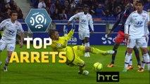 Top arrêts 36ème journée - Ligue 1 / 2015-16
