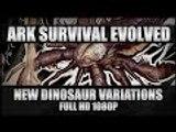 ARK: Survival Evolved - Trailer Woolly Rhino, Eurypterid e