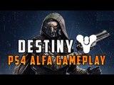 DESTINY (BUNGIE) PS4 [1080P] GAMEPLAY -  PROBANDO LA ALFA