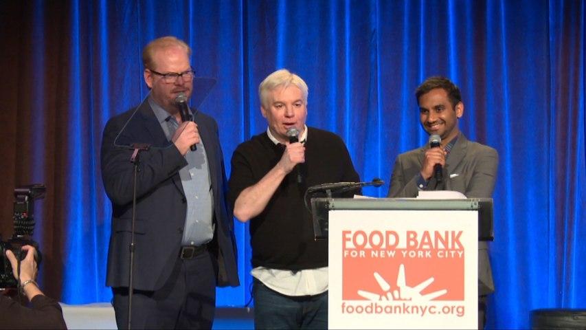 Mike Myers, Aziz Ansari, Jim Gaffigan Up For Auction At 'Can Do Awards'