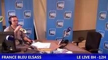 Live France Bleu Elsass du 2 mai 2016