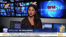"Apolline De Malherbe : ""Va te faire foutre"""