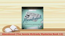 Download  Abandoned The Jennie McGrady Mysteries Book 12  Read Online