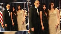 Priyanka Chopra Meets Barack Obama & Michelle At The White House