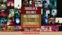 PDF  SHERLOCK HOLMES  40 STORIES BY OTHER WRITERS 3 NOVELS  37 SHORT STORIES MARK TWAIN Download Online
