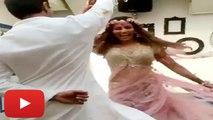 Bipasha Basu DANCES At Mehendi Ceremony With Karan Singh Grover