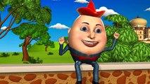 Humpty Dumpty - 3D Animation - English Nursery rhymes - 3d Rhymes - Kids Rhymes - Rhymes for childrens - Video Dailymoti