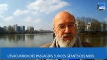 L'Harmony of the Seas | Comment évacuer les paquebots géants ?