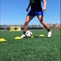 2 joueuses de Football impressionnantes - Entrainement foot féminin