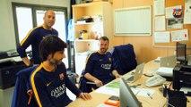 FCB Masia: Gabri  protagonista del 'Seguim en joc' a Barça TV [CAT]
