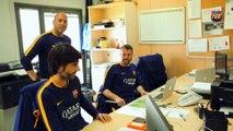 FCB Masia: Gabri  protagonista del 'Seguim en joc' en Barça TV [ESP]