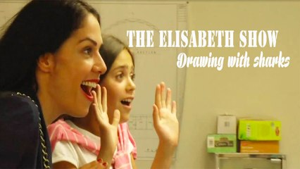 """THE ELISABETH SHOW """"Drowning with sharks"""""""