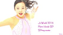 2016 JWC Marin Honda SP ◆ Spring Sonata