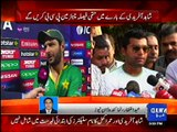 Shahid Afridi and Umar Akmal not to be included in Pak Team