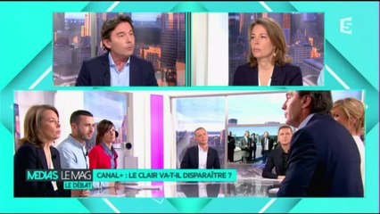 Canal+ : le Clair va-t-il disparaître ?