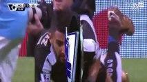 أهداف مباراة مانشستر سيتي و ليستر سيتي  6-2-2016 تعليق يوسف سيف