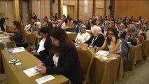 """Sare Davutoğlu - """"Sağlıklı Doğum Sağlıklı Yaşam"""" Sempozyumu"""