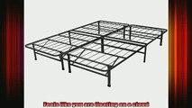 favorite   Best Price Mattress 12 Memory Foam Mattress and Bed Frame Set California King
