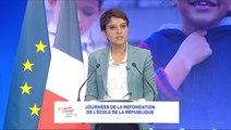 [ARCHIVE] Journées #RefondationEcole : discours de Najat Vallaud-Belkacem