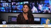 Apolline de Malherbe se lâche en direct sur BFMTV