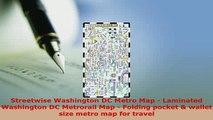 PDF  Streetwise Washington DC Metro Map  Laminated Washington DC Metrorail Map  Folding Read Full Ebook