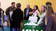 Remise de 300 places de concert aux jeunes du SPF au Printemps de Bourges