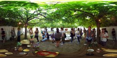 Video 360 - Solidays 2015 du côté des bénévoles !