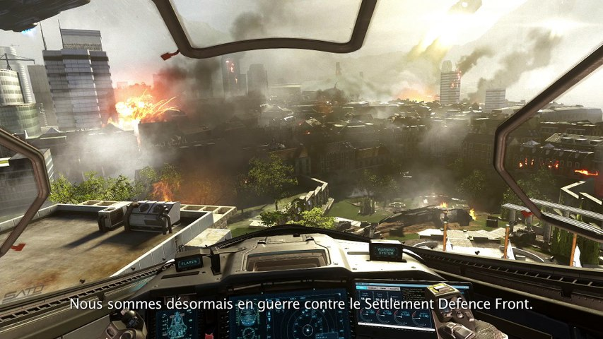 Bande-annonce officielle Call of Duty®: Infinite Warfare [FR]