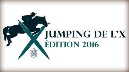 Jumping de l'X - Edition 2016