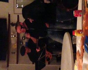 Francky, Hervé, Daydé et Florian poussent la chansonnette !