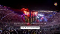 Customize your corporate event at the FCB Auditorium 1899 – Meetings & Events