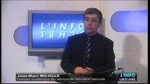 Agressions sexuelles sur mineurs : Interview de Milville