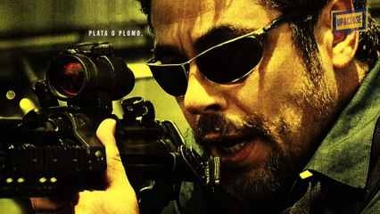 SICARIO lead by BENICIO DEL TORO Fiction or Reality? in UP&CLOSE hosted by Edgardo Ochoa.