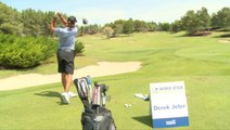 Derek Jeter Hosted 2nd Annual Derek Jeter Celebrity Invitational Golf Tournament at Shadow Creek in Las Vegas