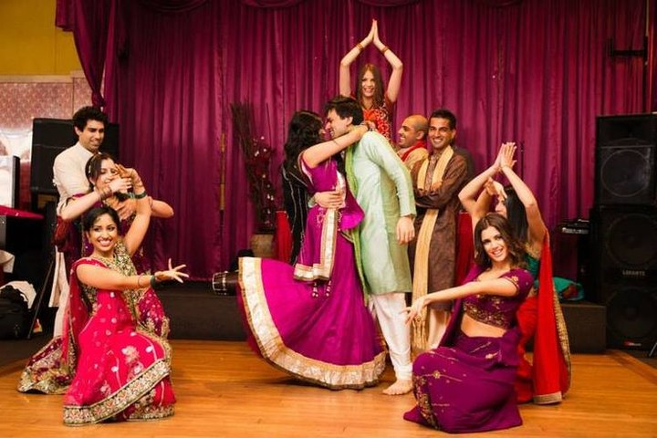 Bollywood Song Desi Girls Best Wedding Dance Performance 2016 HD