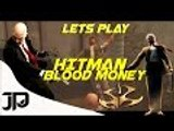 ◄1► OBJECTIVE: KILL EVERYONE ON THE MAP! - Lets Play - Hitman : Blood Money (Funny Moments)