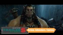 Warcraft Official Trailer #2 (2016) - Travis Fimmel, Clancy Brown HD