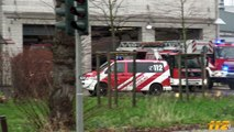 Löschzug & WLF AB Pulver 4000 der Feuerwehr Duisburg