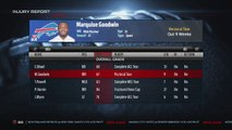 Kansas City Chiefs Connected Franchise Chiefs week 11 Injuries news HD 1080P