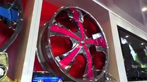 HILLYARD CUSTOM RIM&TIRE CUSTOM HUMMER H2 WORLDS MOST EXPENSIVE HUMMER HUMMER 32 INCH RIMS