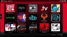 XBMC Kodi Live TV Balkan Sender 2015 IPTV Internet TV Channels