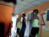 beyoncé Let's Move! 'Move Your Body'  pour l école
