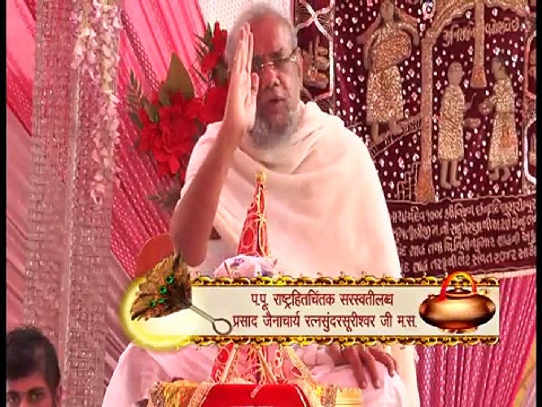 Acharaya Vijayratna Sunder Surishwar Ji Maharaj || Pravachan || Episode 1