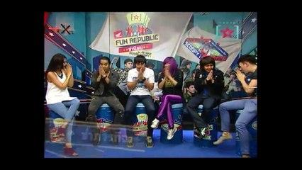 Part2 Coconut Sunday@Channel V Thailand รายการ [V] Fun Republic ซ่านิยม