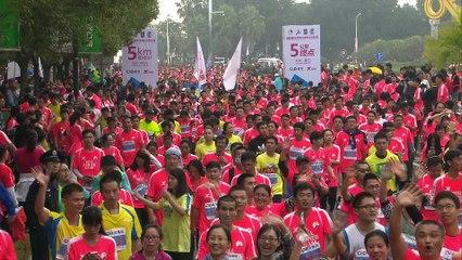 Xiamen Marathon 2016 - Part 2