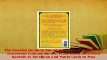 PDF  The Concise Guide to Sounding Smart at Parties An Irreverent Compendium of MustKnow Info Read Full Ebook